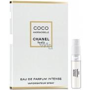 Chanel Coco Mademoiselle Intense parfémovaná voda pro ženy 1,5 ml s rozprašovačem, vialka
