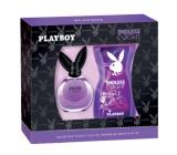 Playboy Endless Night for Her toaletní voda 40 ml + sprchový gel 250 ml, dárková sada