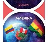 Albi Vědomostní pexeso - Vlajky Amerika věk 12+
