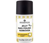 Essence Jelly Nail Polish Remover odlakovač na nehty 75 ml