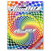 EP Line Disceez frisbee létající disk pružný žlutý 13 cm 1 kus