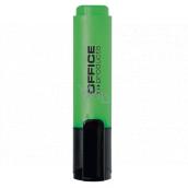 Office Zvýrazňovač šíře stopy 2 - 5 mm zelený