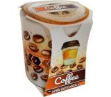 Admit Verona Coffee - Káva vonná svíčka ve skle 90 g