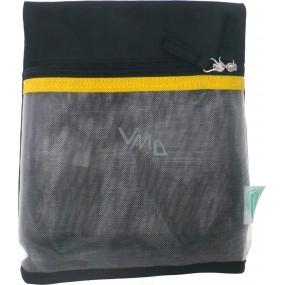 Radox Etue látková černá žlutý lem 21,5 x 17 x 6,5 cm 1 kus