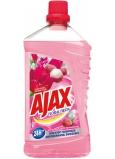 Ajax Floral Fiesta Tulip & Lychee univerzální čistící prostředek 1 l