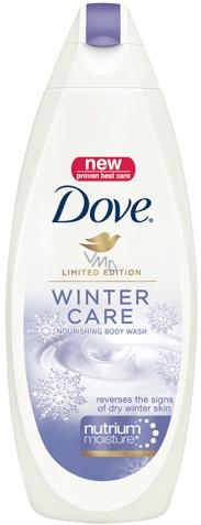 Dove Winter Care Nutrium Moisture vyživující sprchový gel 250 ml