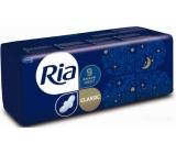 Ria Classic Night dlouhé intimní vložky s křidélky 9 kusů