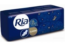 Ria Classic Night dlouhé intimní vložky s křidélky 9 ks
