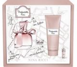 Nina Ricci Mademoiselle Ricci parfémovaná voda pro ženy 50 ml + tělové mléko 100 ml, dárková sada