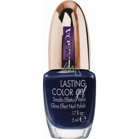 Pupa Paris Experience Lasting Color gelový lak na nehty 089 Deep Blue 5 ml