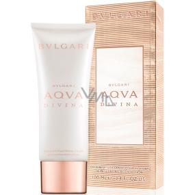 Bvlgari Aqva Divina parfémované tělové mléko pro ženy 100 ml