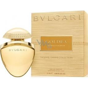 Bvlgari Goldea parfémovaná voda pro ženy 25 ml