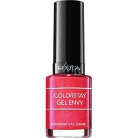 Revlon Colorstay Gel Envy Longwear Nail Enamel lak na nehty 615 Gambling Heart 11,7 ml