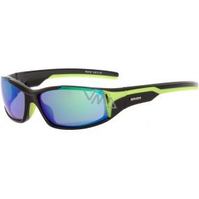 Relax North kategorie 3 sluneční brýle R5319F černo žluté