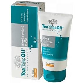 Dr. Müller Tea Tree Oil tělové a pleťové mléko 150 ml