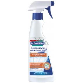 Dr. Beckmann Deo & Sweat odstraňovač skvrn od deodorantu a potu 250 ml rozprašovač