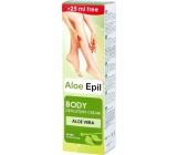 Aloe Epil Body tělový depilační krém 125 ml