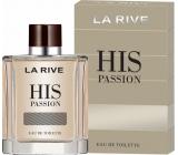 La Rive His Passion toaletní voda 100 ml