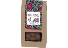 Albi Mandle v čokoládě se skořicí Lék na špatnou náladu 80 g
