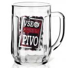Nekupto Pivní sklenice Vše co potřebuji je pivo 300 ml
