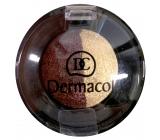 Dermacol Bonbon Duo Wet & Dry Eyeshadow oční stíny 215 6 g