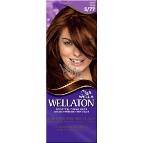 Wella Wellaton Intense Color Cream krémová barva na vlasy 5/77 kakaová