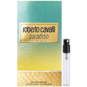 Roberto Cavalli Paradiso parfémovaná voda pro ženy 1,2 ml s rozprašovačem, Vialka
