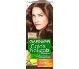 Garnier Color Naturals Créme barva na vlasy 5.23 Jiskřivá hnědá blond