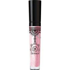 Dermacol Glitter Lip Gloss lesk na rty 10 5 ml