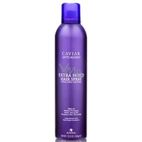 Alterna Caviar Extra Hold Hair Spray silně tužící lak na vlasy 400 ml