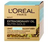 Loreal Paris Nutri-Gold Extraordinary Oil lehký olejový krém 50 ml