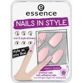 Essence Nails In Style umělé nehty 03 12 kusů