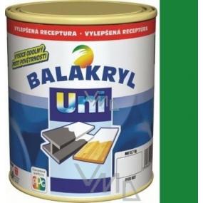 Balakryl Uni Mat 0530 Zelený univerzální barva na kov a dřevo 700 g