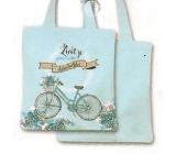 Nekupto Buď Jedinečná nákupní taška Kolo 005 NNT
