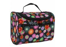 Albi Original Cestovní kosmetický kufřík Arabesky 25 x 16 x 13 cm