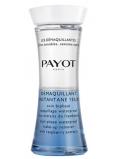 Payot Les Démaquillantes Instantané Yeux dvoufázová péče na odstranění voděodolného nalíčení s výtažky z malin 125 ml