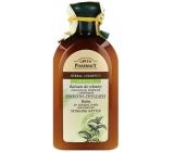 Green Pharmacy Kopřiva a Olej z kořenů lopuchu vlasový balzám pro poškozené vlasy 300 ml