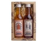 Bohemia Gifts & Cosmetics Beer Spa extrakt z pivních kvasnic a chmele sprchový gel 200 ml + šampon na vlasy 200 ml, kosmetická sada