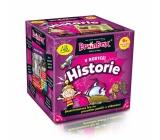 Albi V kostce! Historie desetiminutová hra na procvičení paměti a vědomostí doporučený věk 8+