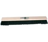 Spokar Smeták na hůl 40 cm + kování, dřevěné těleso, směs synttetických vláken