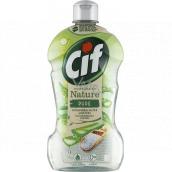 Cif Nature Pure prostředek na nádobí 450 ml