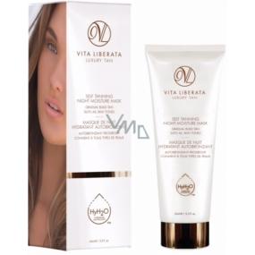 Vita Liberata Samoopalovací noční exkluzivní maska proti stárnutí s postupným opálením 65 ml