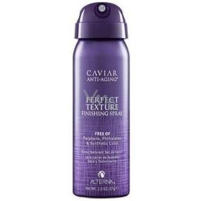 Alterna Caviar Perfect Texture Finishing Spray multifunkční sprej pro objem a texturu Mini 70 ml