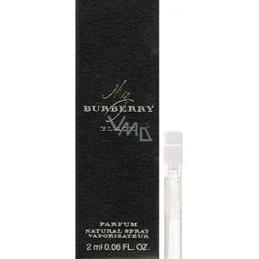 Burberry My Burberry Black parfémovaná voda pro ženy 2 ml s rozprašovačem, Vialka