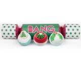 Bomb Cosmetics Bang Cracker mix balistiků 3x160 g, kosmetická sada
