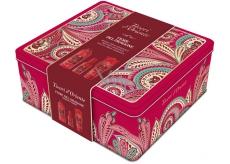 Tesori d Oriente Fiore del Dragone parfémovaná voda pro ženy 100 ml + sprchový gel 250 ml + pěna do koupele 500 ml, dárková sada