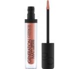 Catrice Generation Matt Comfortable Liquid Lipstick tekutá rtěnka 010 Nudetown Express 5 ml