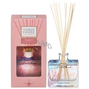 Yankee Candle Pink Sands - Růžové písky aroma difuzér 88 ml