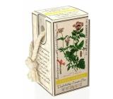 Somerset Toiletry Citrón a Verbena luxusní peelingové mýdlo na provázku 230 g