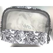 Albi Original Taška na kosmetiku s okénkem Neutral 18 cm x 14 cm x 6,5 cm